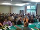Zdjęcia z konferencji pracodawców, która odbyła się we wrześniu 2008r.